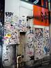 Sticker in Tokyo 2014 (kami68k -all over-) Tags: tokyo tokio 2014 graffiti sticker illegal bombing buket vyels dost dface chub zombra spewm reka haeler dart crod dceve 246 soduh streetart street art