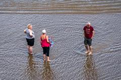 on holiday (pamelaadam) Tags: summer filey engerlandshire people lurkation sea holiday2016 august 2016 digital fotolog thebiggestgroup