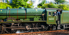 _DSC3104- ROYAL SCOT ,ENGINE CREW (EXPLORED) ............... (david.edwards71(dave)) Tags: