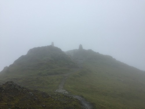 Ben Lawers top