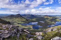 Cul Mor Morning (J McSporran) Tags: scotland highlands westhighlands culmor culbeag stacpollaidh thefiddler landscape assynt canon6d ef1635mmf4lisusm