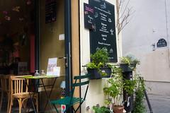 Les 2 au coin (Coraline Derré) Tags: paris brunch fleurs fleuriste flower déjeuner nikon photography d7100