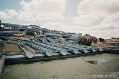 Aquapark (monsieur menschenleer) Tags: urbex urban exploring decay decayed abandonment abandoned verfallen verlassen menschenleerat quitter décadence cassé vieux lasciare decadimento