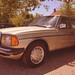 Mercedes Benz 300D W123