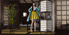 #0558 (Luna · X / xChelziex) Tags: runaway hair fair 2017 air japonica baroqued belle epoque astralia anachron 22769 gacha rare cherryhouse {{ch}} cherry house the chapter four home decor furniture
