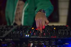 ... la cura sia la musica... ballare ballare ballare. (Ajelen Foto) Tags: musica dj ballare notte ajelen