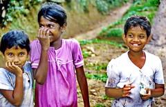 Happy Kids in Sri Lanka (gerard eder) Tags: people peopleoftheworld children childrenoftheworld world travel reise viajes asia southasia srilanka outdoor