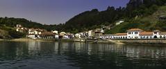 Tazones (Luis R.C.) Tags: tazones asturias paisajes panorámica viajes pueblos nikon d610