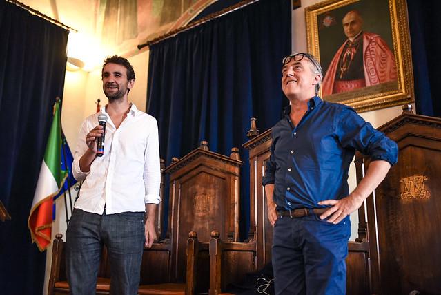 Stefano Boeri in conversazione con Joseph Grima