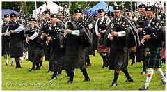 Wi a Hundred Pipers! (Oul Gundog) Tags: hundred pipers scotland scots ulster northern ireland dalriada