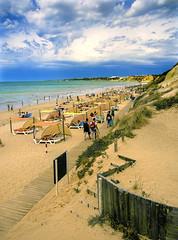 98. Lazy Days Of Summer (pollylew) Tags: 98lazydaysofsummer 117picturesin2017 beach algarve summer