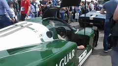 Jaguar Endurance Racers, Goodwood Festival of Speed (f1jherbert) Tags: nikon coolpix s9700 goodwood festival speed fos