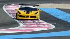 Stratstone Ferrari 488 Challenge - beyond the limit ! (Y7Photograφ) Tags: stratstone ferrari 488 challenge sam smeeth castellet paul ricard httt nikon d3200 motorsport cars