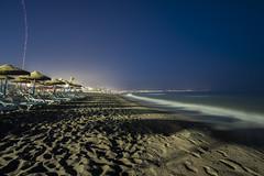 playamar by night (alfonsovalgar) Tags: playamar playa torremolinos noche helicóptero fujifilm xt2 samyang 12 mm