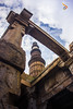 Reigning the ruins (Shikher Singh) Tags: qutubminar qutub minaret redstone islam mughal architecture jaintemple temple sky delhi mehrauli sultanate shikhersimagery