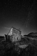 ...à la belle étoile (Jerophoto) Tags: night photography switzerland stars milkyway country suisse voie lactée campagne 14mm 28 la tourdepeilz