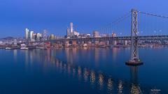 San Francisco (davidyuweb) Tags: san francisco sanfrancisco sfist bay bridge baybridge 三藩市
