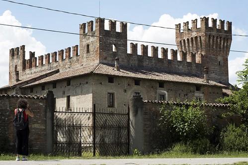 Castello di Malpaga.