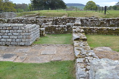 Chesters Roman Fort, Hadrian's Wall, Northumberland. (greentool2002) Tags: britain english heritage england chesters roman fort hadrians wall northumberland cilurnum