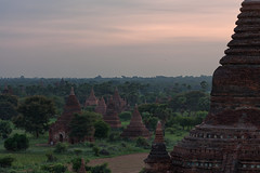 Bagan (espinozr) Tags: 2014 asia bagan burma myanmar southeastasia sunrise digitalblending hdr