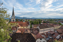 Ljubljana, Slovenia - 2017