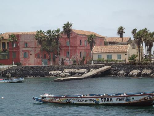 Habitations - Île de Gorée