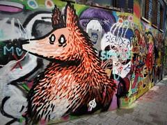 / Werregarenstraatje - 17 jul 2017 (Ferdinand 'Ferre' Feys) Tags: gent ghent gand belgium belgique belgië streetart artdelarue graffitiart graffiti graff urbanart urbanarte arteurbano