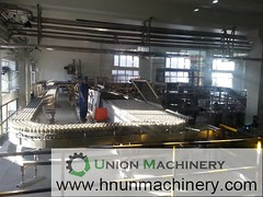 Automatic Volumetric Liquid Filling Machine, Liquid Syrup Filling Plant (packing flour) Tags: automatic filling machine water liquid juice liqueur
