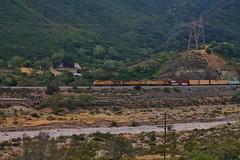 Slow and Steady (Official$uchainzTV) Tags: unionpacific up buildingamerica up7962 mrvwc09 keenbrookca mojavesubdivision cajonpass c45accte gec45accte ge gelocomotive generalelectric gelocomotives gevo widecab widecabs manifest railfanatlas