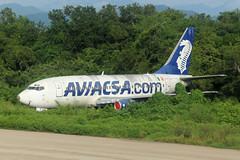 XA-TYC Boeing B737-201A Aviasca Puerto Vallarta 01st October 2017 (michael_hibbins) Tags: