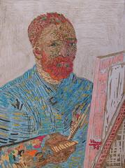 Autoportrait - Van Gogh - 1887_0 (Luc II) Tags: vangogh autoportrait
