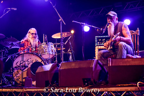 Seasick Steve at Nozstock 2017