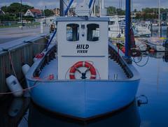 Fishing boat Hild (frankmh) Tags: boat fishingboat viken skåne sweden outdoor