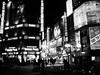 Tokyo 2006 (reimagined) series, part 1 (Neko! Neko! Neko!) Tags: tokyo2006 blackandwhite blackwhite bw mono monochrome japan tokyo travel 2006 city exploration memories reimagination