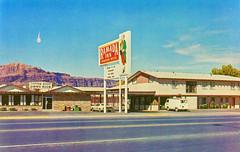 The Ramada Inn, Moab, Utah (Thomas Hawk) Tags: america moab ramadainn theramadainn usa unitedstates unitedstatesofamerica utah motel neon postcard fav10