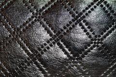 Pleather Not Leather (Caroline.32) Tags: texture macromondays macro purse nikon nikond3200 50mm18 bowercloseuplens bowercloseuplens4 silver quilted pattern