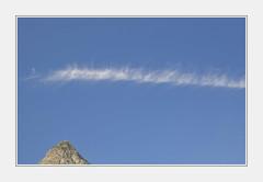 DSC_4080 c. (Ferruccio Jochler) Tags: cielo nuvole vetta montagna tracce natura