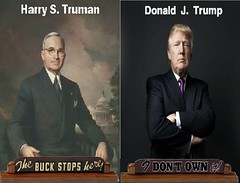 Harry vs- Donald (doctor075) Tags: harrystruman donaldjtrump donaldjdrumpf democrat democraticparty washingtondc whitehouse republicans republicanparty gop teaparty