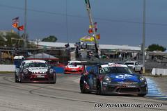 Sebring17 1330 (jbspec7) Tags: 2017 imsa mobil1 12 twelve hours hrs sebring endurance racing motorsports auto porsche 991 gt3 cup challenge