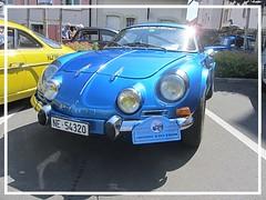 Alpine Renault A 110, 1600 S (1970-71) (v8dub) Tags: alpine renault a 110 1600 s 1970 71 berlinette schweiz suisse switzerland french pkw voiture car wagen worldcars auto automobile automotive old oldtimer oldcar klassik classic collector