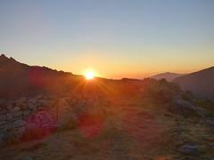 sunrise close to Chapelle a' sa' Lisei (TerezaŠestáková) Tags: francie france korsika corse corsica