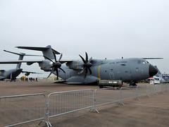 ZM401 / 401 Airbus A400M Atlas C1 cn 016 Royal Air Force RAF Fairford 15Jul17 (kerrydavidtaylor) Tags: ffd egva gloucestershire