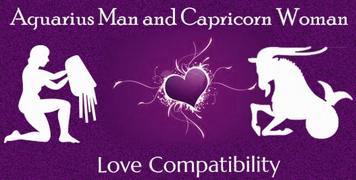 Aquarius man and capricorn woman marriage compatibility