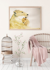 Lions, original watercolour painting (Love Artissa) Tags: 3dillustration 3drendering armchair background beige brown canvas chair clear cozy decor drawing empty fabric frame interior light livingroom mockup neutral painting pastel picture plaid poster realistic room seat space surface wall wicker wooden color design floor twigs flowers vase summer spring home pink bird horizontal art template russianfederation