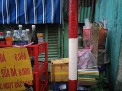 Street detail and colour, Bình Thạnh district. #saigon #hcmc #vietnam #street #streetphotography #everydaystreet #instastreet #everydayasia #everydayvietnam #ig_vietnam #igs_world #ourstreets #everybodystreet #EverydayEverywhere #somewheremagazine #myfeat (genochio) Tags: saigon vietnam hcmc
