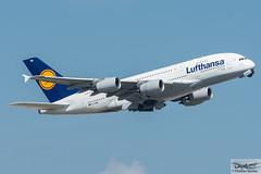Lufthansa Airbus A380-841 D-AIMB München (719164) (Thomas Becker) Tags: lufthansa dlh airbus a380841 a380800 a380 a388 388 daimb münchen staralliance msn 41 220110 fwwaf 160710 lh400 newyork jfk fraport flughafen airport aeroport aeropuerto aeroporto fra eddf frankfurt plane spotting aircraft airplane avion aeroplano aereo 飞机 vliegtuig aviao аэроплан samolot flugzeug germany deutschland hessen rheinmain nikon d7200 nikkor 80400g vrii dx raw gps aviationphoto cthomasbecker 170718 departure geotagged geo:lat=50039523 geo:lon=8596970 aerotagged aero:airline=dlh aero:man=airbus aero:model=a380 aero:series=800 aero:tail=daimb aero:airport=eddf