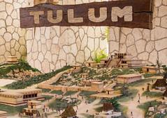 Tulum (Jerry Bowley) Tags: rivieramaya xelha model ecopark tulum diorama allinclusive