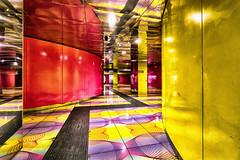Universita 6 (isnogud_CT) Tags: universita statione linea1 bahnhof ubahn underground neapel italien