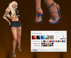 Iris Heels from Glamistry (Aida Lundquist) Tags: secondlife glamistry dselles catwa maitreya whitewidow truth bebe