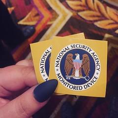 😹 Hi NSA. . . . . #defcon #nsa #security #privacy #surveillance #lololol #blackhat (ClevrCat) Tags: ifttt instagram 😹 hi nsa defcon security privacy surveillance lololol blackhat